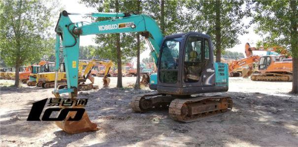 石家庄市出售转让二手2010年神钢SK75-8挖掘机