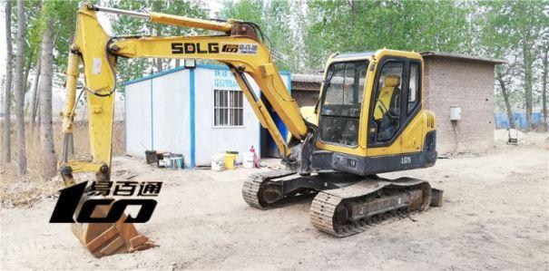 石家庄市出售转让二手2012年临工LG665挖掘机