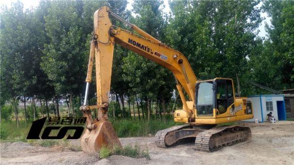 石家庄市出售转让二手2009年小松PC200-8EO挖掘机