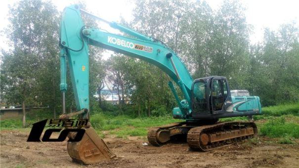 石家庄市出售转让二手2008年神钢SK330-8挖掘机
