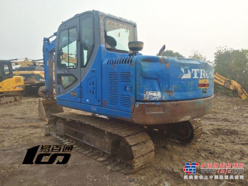 郑州市出售转让二手8772小时2013年山重建机GC88-8挖掘机
