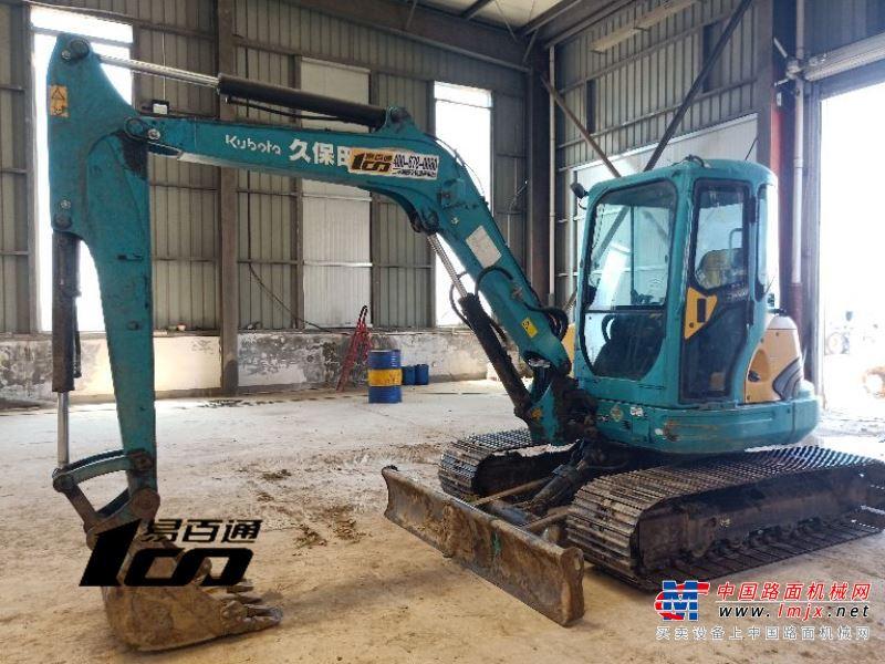 西安市出售转让二手2011年久保田KX161-3SZ挖掘机