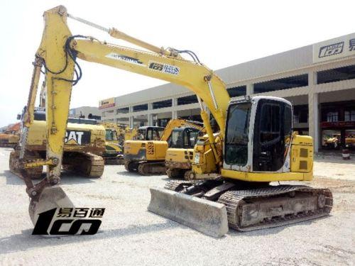 福州市出售转让二手2005年住友SH125X-3挖掘机