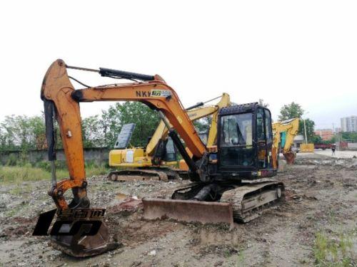 成都市出售转让二手2009年京城长野NS75-7S挖掘机