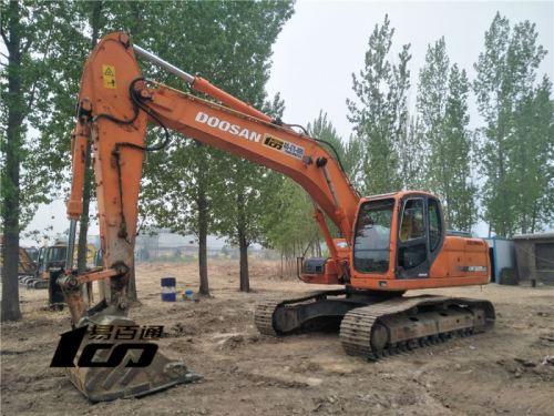 石家庄市出售转让二手2007年斗山DX225LC挖掘机