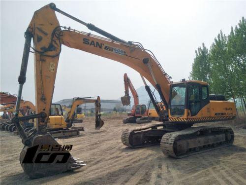 石家庄市出售转让二手2010年三一SY335C-8挖掘机