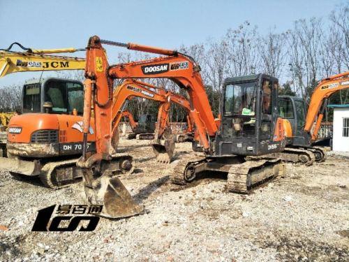 合肥市出售转让二手2014年斗山DH55-V挖掘机