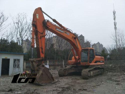 合肥市出售转让二手2011年斗山DH370LC-9挖掘机