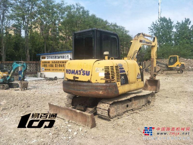 合肥市出售转让二手2010年小松PC56-7挖掘机