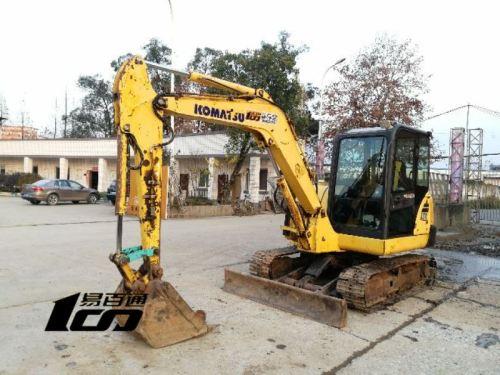 成都市出售转让二手2009年小松PC56-7挖掘机