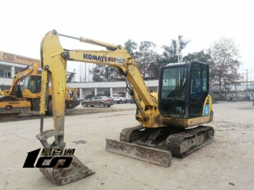 成都市出售转让二手2012年小松PC56-7挖掘机