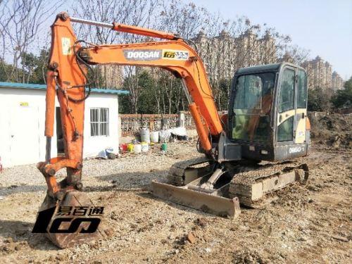 合肥市出售转让二手2010年斗山DH60-7挖掘机