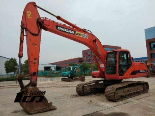 长沙市出售转让二手2009年斗山DH220LC-7挖掘机