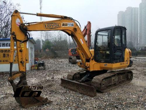 合肥市出售转让二手2008年雷沃FR65-7挖掘机