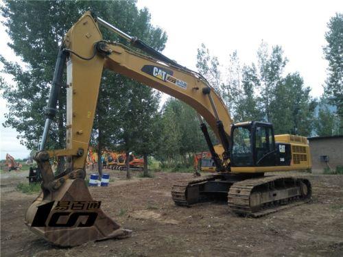 石家庄市出售转让二手2014年卡特349D挖掘机