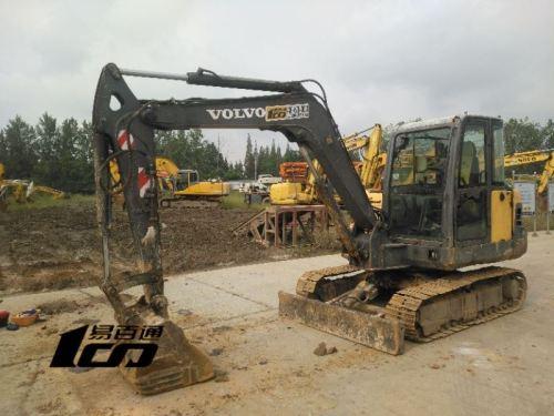 成都市出售转让二手2010年沃尔沃EC60C挖掘机