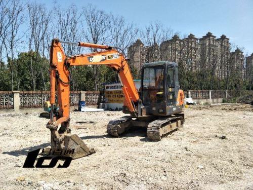 合肥市出售转让二手2010年斗山DH55-V挖掘机