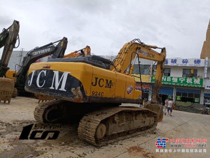 贵阳市出售转让二手2012年山重建机924C挖掘机