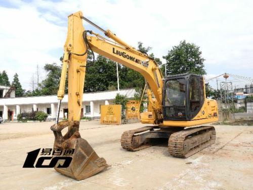 成都市出售转让二手2013年柳工CLG915D挖掘机
