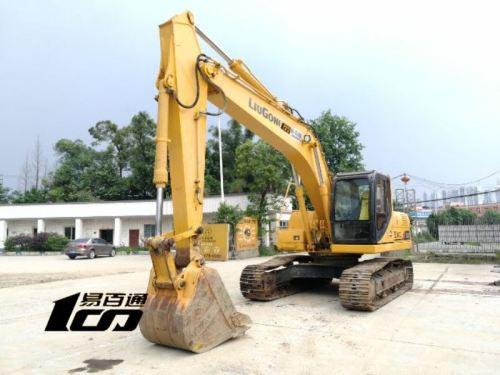 成都市出售转让二手2014年柳工CLG922D挖掘机