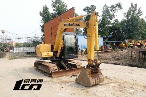 成都市出售转让二手2013年柳工CLG908D挖掘机