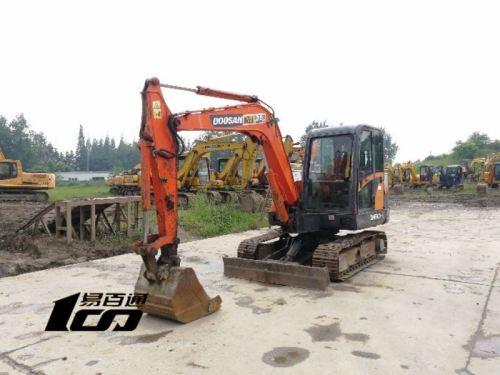 成都市出售转让二手2009年斗山DH60-7挖掘机