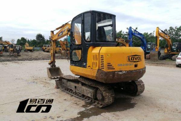 成都市出售转让二手2013年雷沃FR60挖掘机