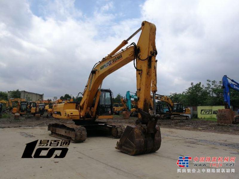 成都市出售转让二手2010年厦工XG825LC挖掘机
