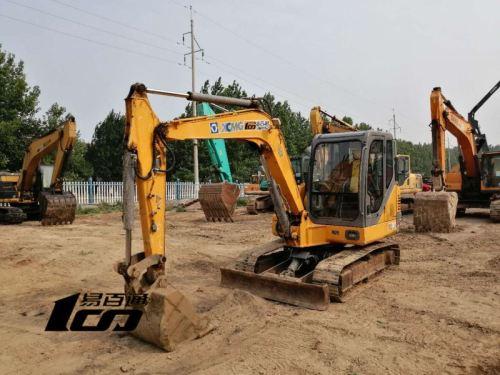 济南市出售转让二手10984小时2012年徐工XE60挖掘机