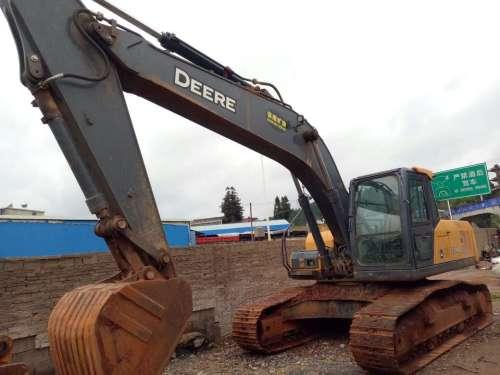 云南出售转让二手2620小时2015年约翰迪尔E240LC挖掘机