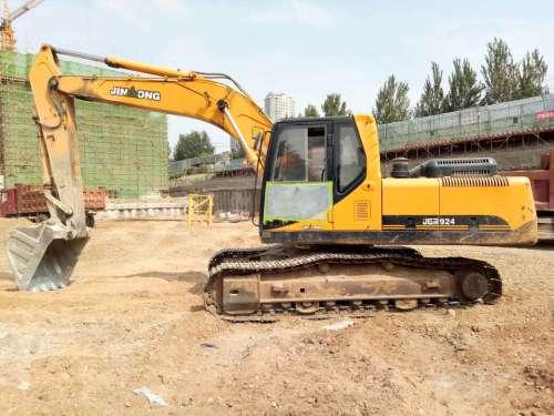 辽宁出售转让二手3000小时2013年晋工JGM924挖掘机