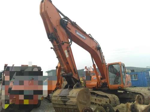 辽宁出售转让二手15000小时2009年斗山DH300挖掘机
