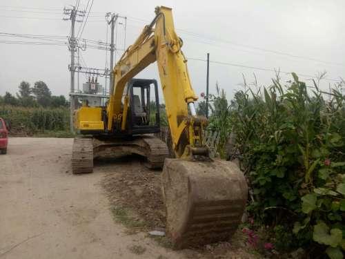 辽宁出售转让二手7000小时2009年福临机械WY150挖掘机