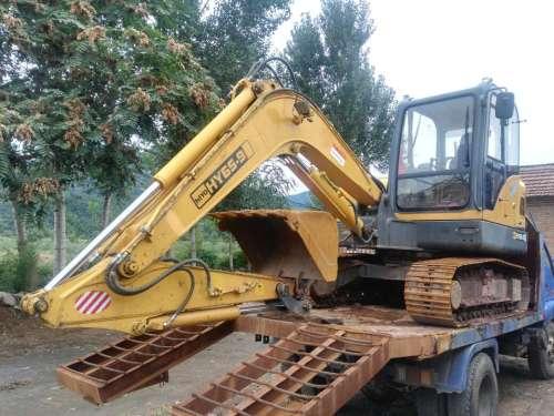 山西出售转让二手1042小时2016年恒岳重工HY65挖掘机