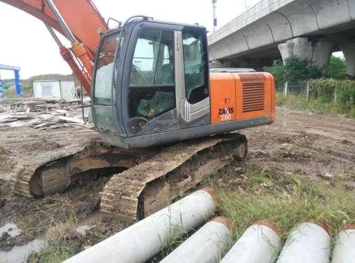 安徽出售转让二手12089小时2009年日立ZX200挖掘机