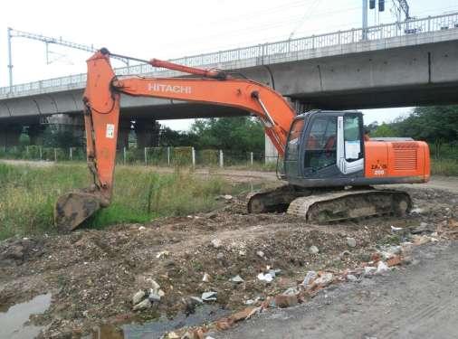 安徽出售转让二手12130小时2009年日立ZX200挖掘机