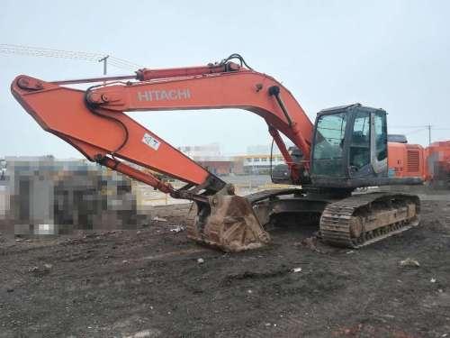 陕西出售转让二手8000小时2010年日立ZX270挖掘机