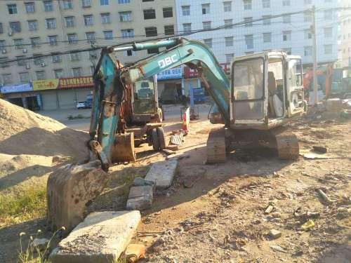 江西出售转让二手6000小时2008年山猫E60挖掘机