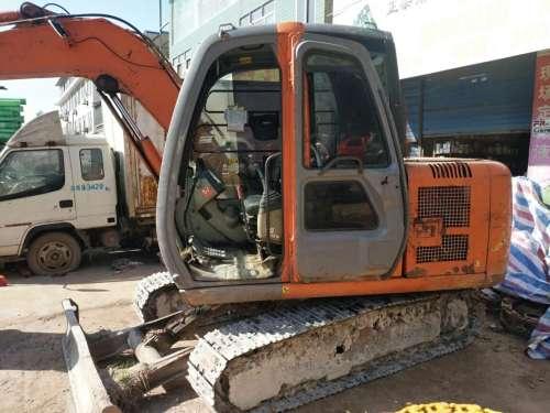 四川出售转让二手9171小时2009年日立ZX60挖掘机