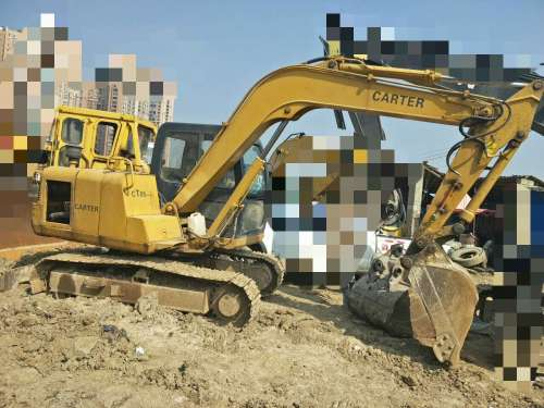 贵州出售转让二手7500小时2011年山特70挖掘机