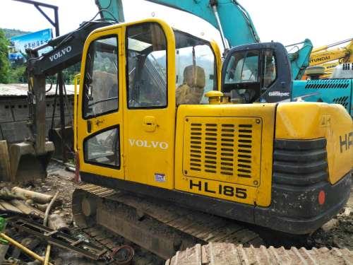 云南出售转让二手8000小时2010年华力重工HL185挖掘机