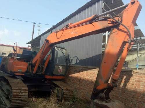 辽宁出售转让二手7500小时2009年福临机械WY125D挖掘机