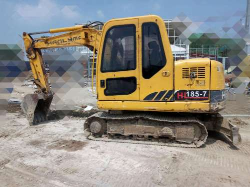 安徽出售转让二手5236小时2012年华力重工HL165挖掘机