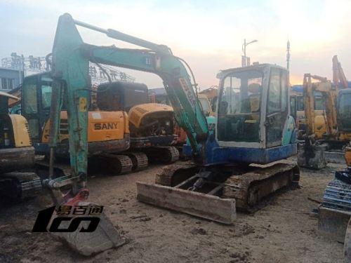 北京出售转让二手2009年石川岛55NS挖掘机