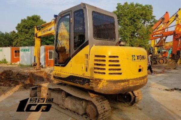 武汉市出售转让二手2011年厦工XG806挖掘机