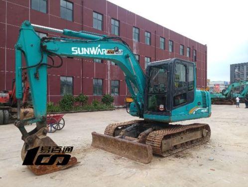 贵阳市出售转让二手2013年山河智能SWE90E挖掘机