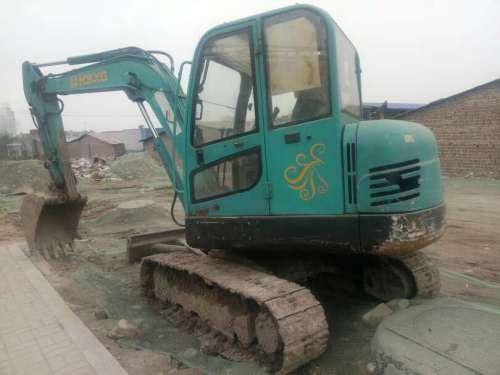 山西出售转让二手3300小时2012年宣工SR060挖掘机