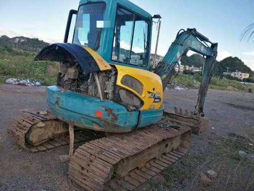 贵州出售转让二手6800小时2011年久保田KX161挖掘机