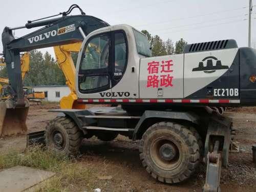 山东出售转让二手8372小时2009年詹阳动力JYL161挖掘机