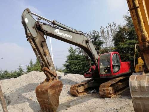 山东出售转让二手9853小时2006年詹阳动力JY230E挖掘机